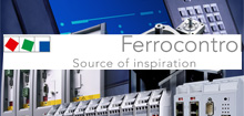 Ferrocontrol Module, Servomotoren, FiPC